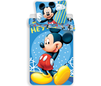 Disney Mickey Mouse Duvet cover Hey 140x200 cm