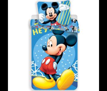 Disney Mickey Mouse Housse de couette Hey 140x200 cm