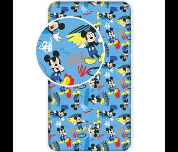 Disney Mickey Mouse Spannbetttuch Hey 90x200 cm