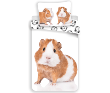 Animal Pictures Duvet cover Guinea pig 140x200 cm