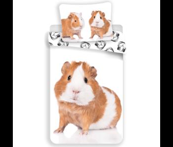 Animal Pictures Housse de couette cochon d'Inde 140x200 cm