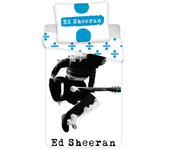 Ed Sheeran Bettbezug Guitar 140x200 cm