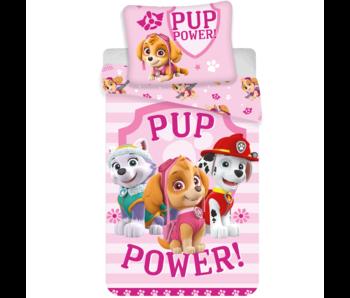 PAW Patrol Housse de couette Pup Power 140x200 cm