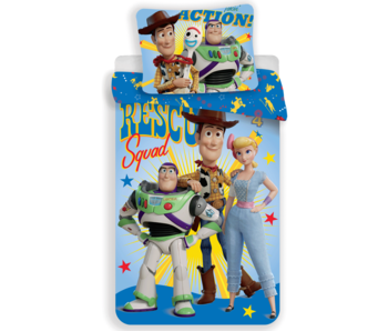 Toy Story Bettbezug Rescue Squad 140x200 cm