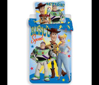 Toy Story Dekbedovertrek Rescue Squad 140x200 cm