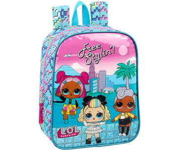 LOL Surprise! Mini Backpack Free Stylin' 27 cm