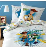 Toy Story Action Duvet cover - Single - 140 x 200 cm - Multi