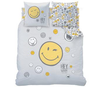 Smiley World Bettbezug Hey 240 x 220 cm