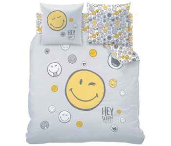 Smiley World Duvet cover Hey 240 x 220 cm