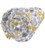 Smiley World Drap housse Hey - Double - 140 x 200 cm - Multi