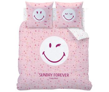 Smiley World Bettbezug Sunday 240 x 220 cm