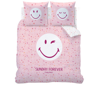 Smiley World Duvet cover Sunday 240 x 220 cm