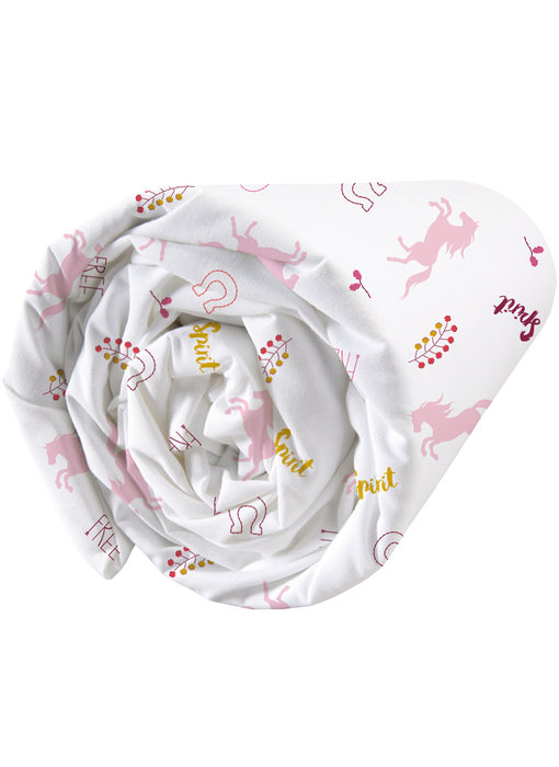 Spirit Fitted sheet Country 90 x 200 cm