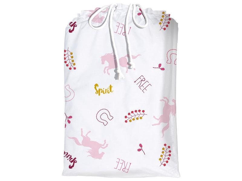 Spirit Duvet cover Country - Single - 140 x 200 cm - Pink