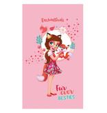 Enchantimals Fox - Beach towel - 70 x 120 cm - Pink
