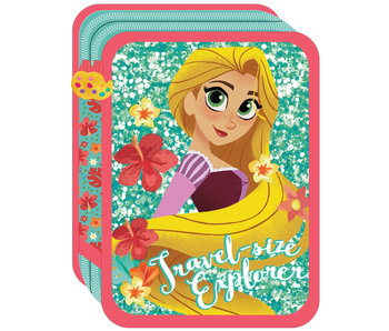 Disney Rapunzel Travel-Size Explorer filled case 21 x 15 x 5 cm