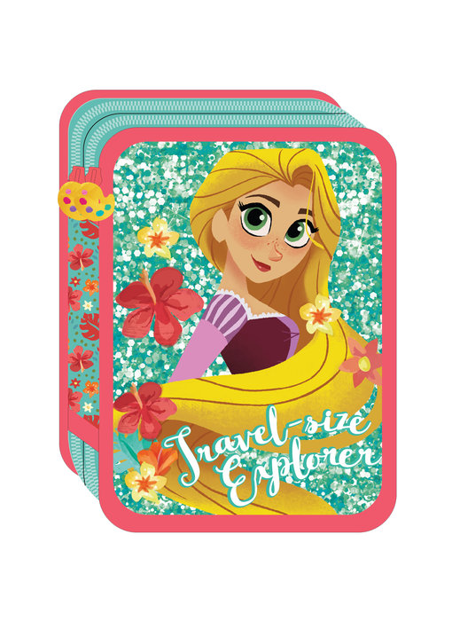 Disney Rapunzel Gevuld etui Travel-Size Explorer 21 x 15 x 5 cm