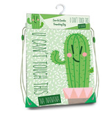 Cactus You Can't Touch This - Gymbag - 40 x 33 cm - Green