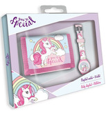 Unicorn You're Special - SET wallet and watch