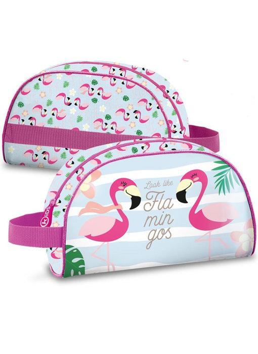 Disney Minnie Mouse Flamingo Palms printemps en coton Serviette de plage 70*140 cm