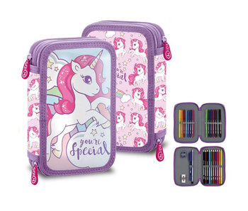 Unicorn Filled pouch You're Special 29 pieces