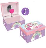 Unicorn You're Special - Boîte à musique / bijoux - 15 x 8,5 x 11 cm - Multi