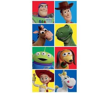 Toy Story Strandtuch 70 x 140 cm