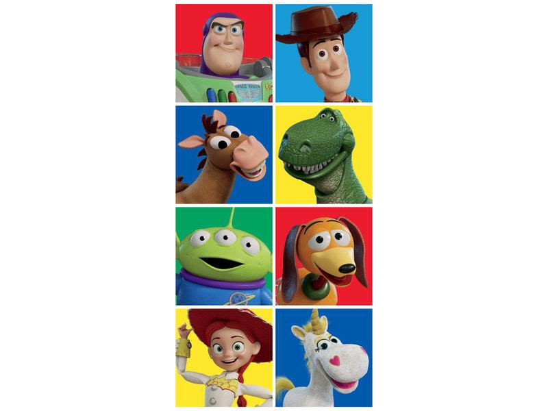 Toy Story Serviette de plage - 70 x 140 cm - Multi