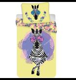 Zebra Sonnenbrille - Bettbezug - Single - 140 x 200 cm - Multi