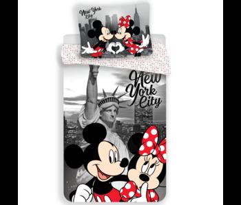 Disney Minnie Mouse Duvet cover New York 140 x 200 cm