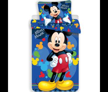 Disney Mickey Mouse Dekbedovertrek Smile 140 x 200 cm