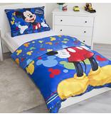 Disney Mickey Mouse Lächeln - Bettbezug - Single - 140 x 200 cm - Polyester