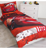 Disney Cars Legend - Housse de couette - Simple - 140 x 200 cm - Polyester