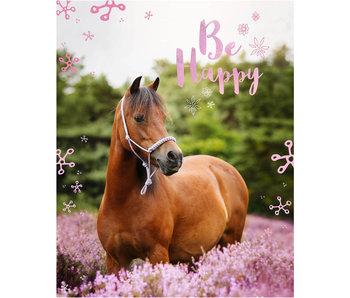 Animal Pictures Weiche Flanelldecke Pferd 120 x 150 cm