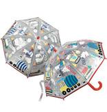 Floss & Rock Konstruktion - Regenschirm - Ändert die Farbe!