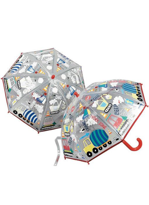 Floss & Rock Color Changing Umbrella Construction