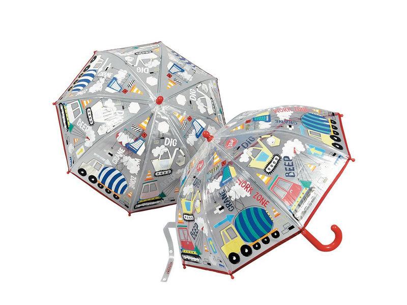 Floss & Rock Construction - Parapluie - Change de couleur!