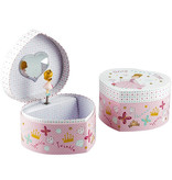 Floss & Rock Princess - Boîte à bijoux - 15 x 13 x 9 cm - Multi