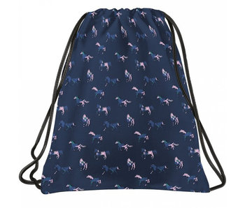 Animal Pictures Gymbag horses 46 cm