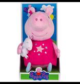 Peppa Pig Unicorn - Knuffel - 25 cm - Multi