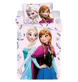 Disney Frozen BABY Bettbezug - 100 x 135 cm - Multi