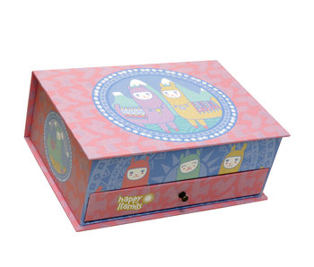 Lama Jewelery box Happy Lama's