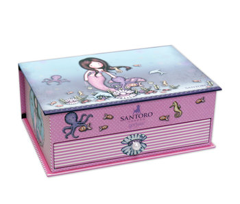 Santoro London  It's nice to SEA you jewelry box