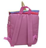 Unicorn Rucksack - 26 x 24 x 10 cm - Pink