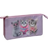 Studio Pets Kittens - Etui - 22 cm - Multi
