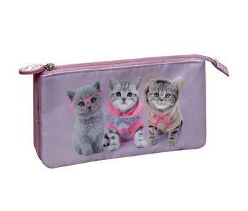 Studio Pets Pencil Case Kittens 22 cm