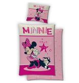 Disney Minnie Mouse Bettbezug - Single - 140 x 200 cm - Flanell