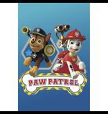 PAW Patrol Fleeceplaid - 100 x 150 cm - Blauw