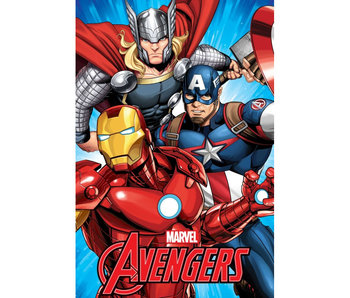 Marvel Avengers Fleeceplaid 100 x 150 cm