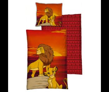 Disney The Lion King Dekbedovertrek 140 x 200 cm